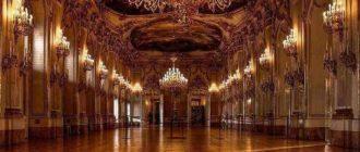 дворец шенбрунн