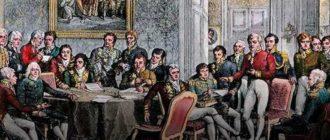 Венский конгресс 1814-1815