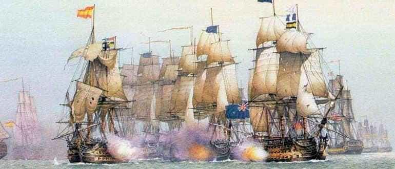 1588 непобедимая армада
