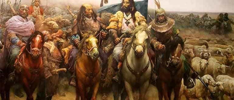 хунну монголия