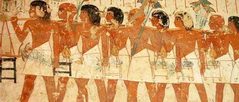 искусство египта
