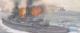Корабли Ютландского сражения