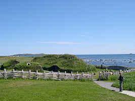 Поселение Викингов на Ньюфаундленде