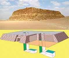 Egyptian Mastaba