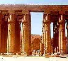 храмы Карнака и Луксора
