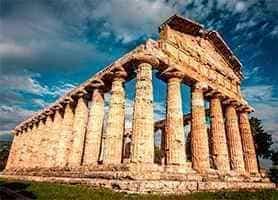 храмы пестума