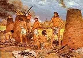 Люди и железный век