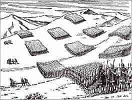 построение римской манипулы