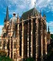 собор Карла Великого в Ахене