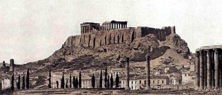 Греция 19 века
