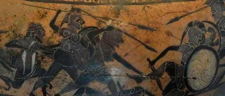 Одиссей на Троянской войне