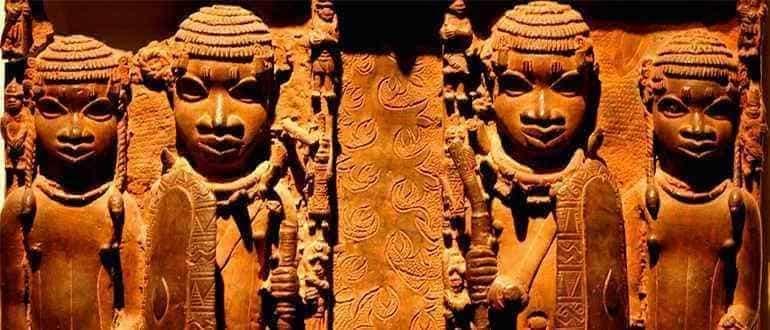 Бенин африканское искусство