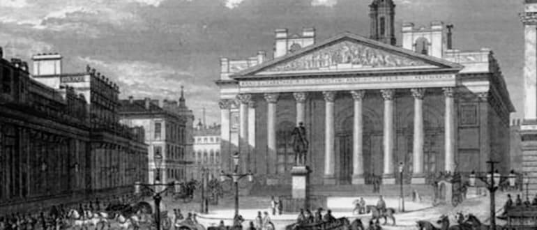 Банк Англии 19 век