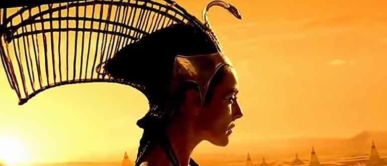 жизнь и смерть Клеопатры