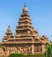 Храм Шивы Махабалипурама