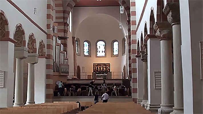 Церковь Святого Михаила, Хильдесхайм